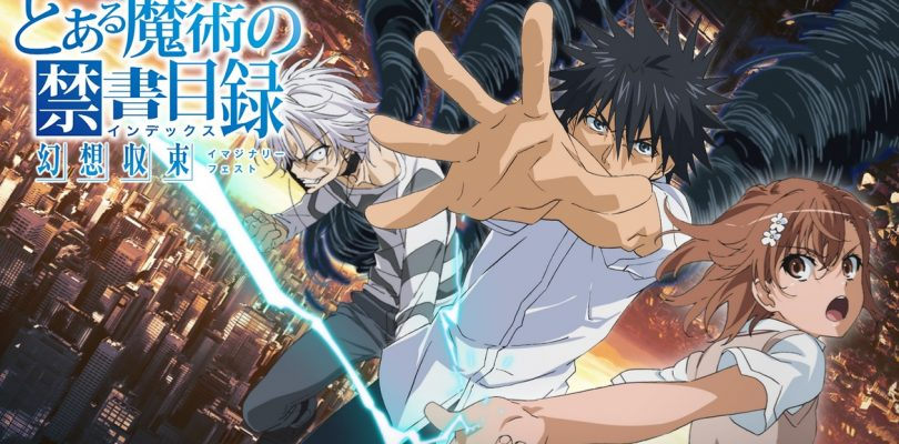 A Certain Magical Index: Imaginary Fest è in arrivo su mobile