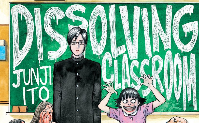 DISSOLVING CLASSROOM – Recensione