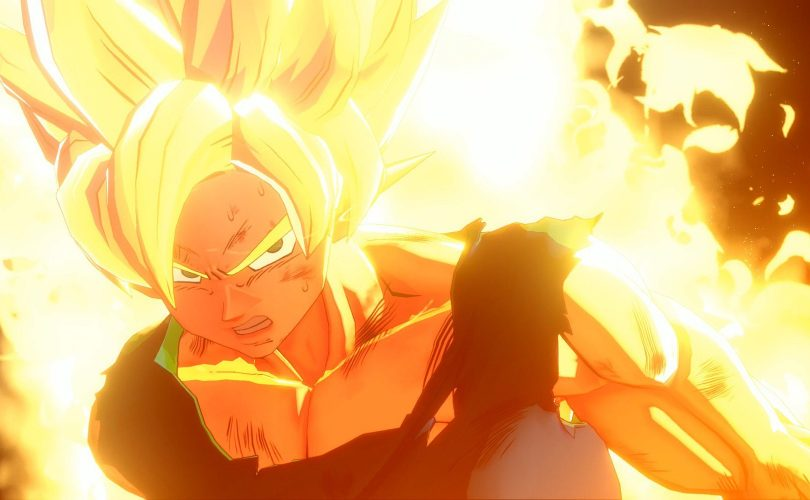 DRAGON BALL GAME – PROJECT Z