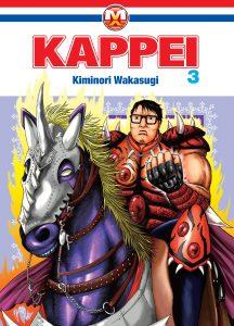 KAPPEI: il terzo volume