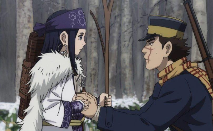 Golden Kamuy: la terza stagione dell'anime arriverà a ottobre