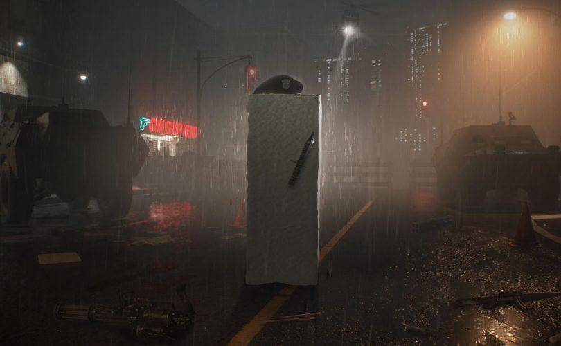 RESIDENT EVIL 2: prime immagini per HUNK e Tofu