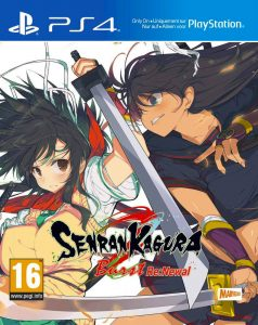 SENRAN KAGURA Burst Re:Newal – Recensione