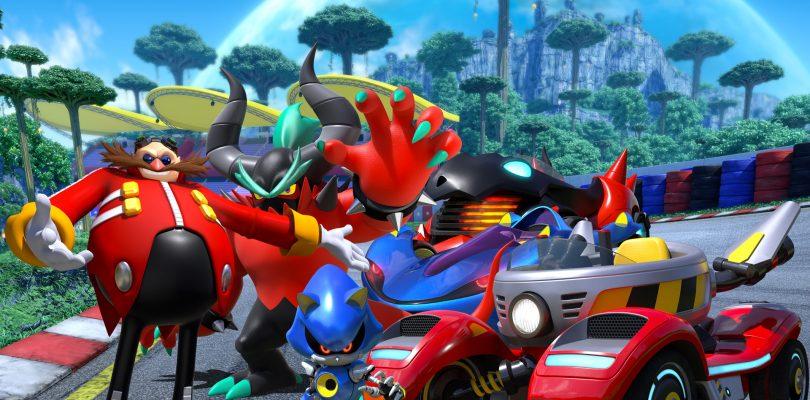 Team Sonic Racing: il Team Eggman