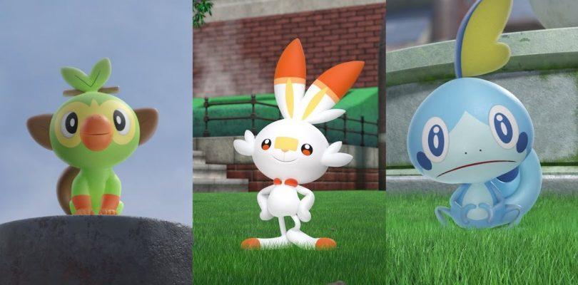 Pokémon Direct: annunciati Pokémon Spada e Pokémon Scudo