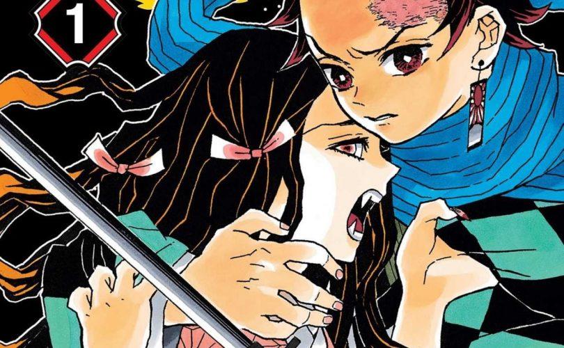DEMON SLAYER – KIMETSU NO YAIBA: Star Comics ci mostra la speciale sovraccoperta limitata