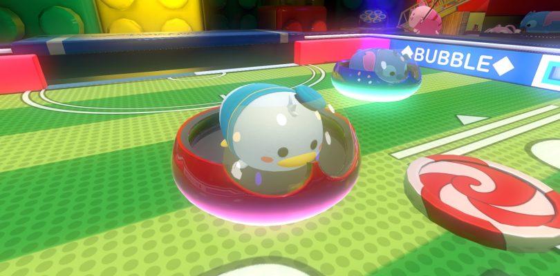 Disney TSUM TSUM FESTIVAL disponibile su Nintendo Switch
