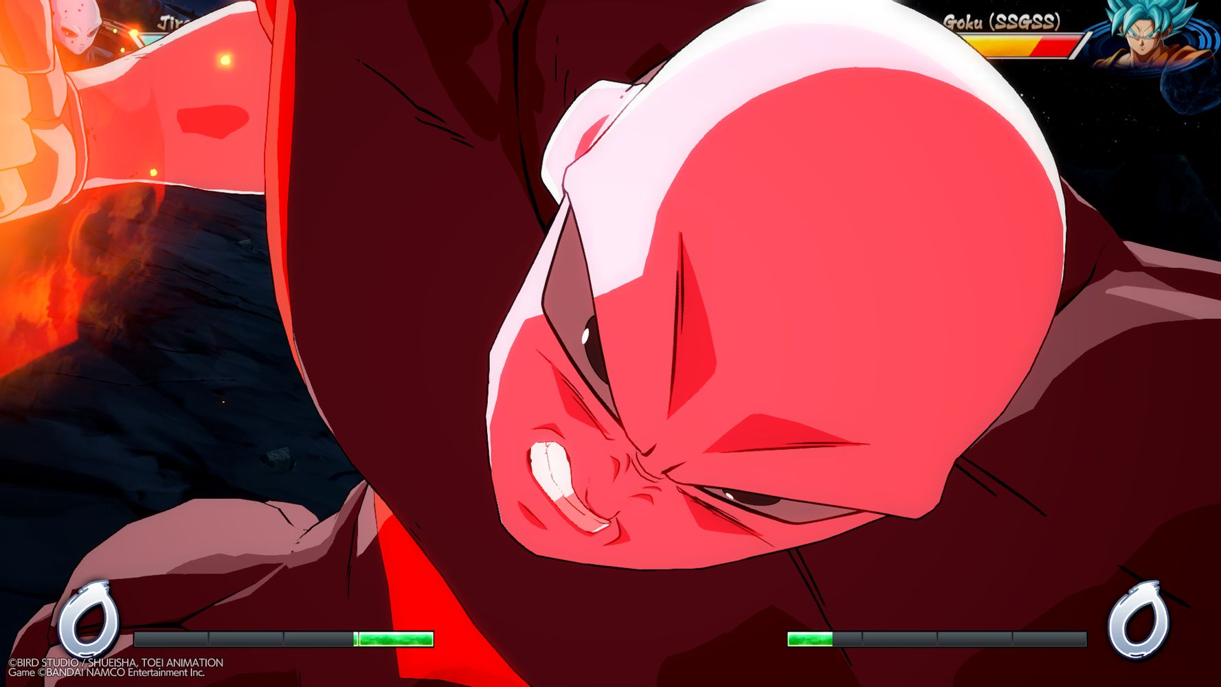 DRAGON BALL FighterZ - Jiren