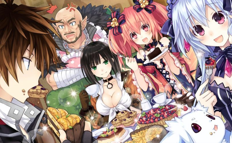 fairy fencer f per Nintendo Switch diventa retail grazie a Limited Run Games