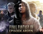 FINAL FANTASY XV: annunciato l'ultimo Active Time Report per EPISODE ARDYN