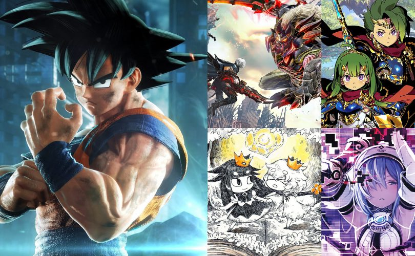 Videogiochi giapponesi in uscita: febbraio 2019