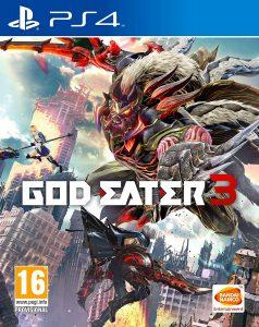 GOD EATER 3 - Recensione