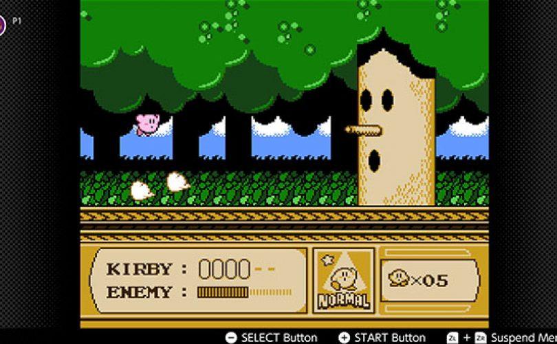 Nintendo Switch Online: il 13 febbraio arriveranno Kirby's Adventure e Super Mario Bros. 2