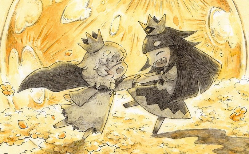The Liar Princess and the Blind Prince - Recensione