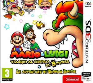 Mario & Luigi: Viaggio al centro di Bowser + Le avventure di Bowser Junior - Recensione