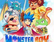 Monster Boy e il Regno maledetto - Recensione