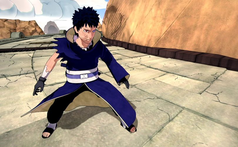 NARUTO TO BORUTO: SHINOBI STRIKER, Obito