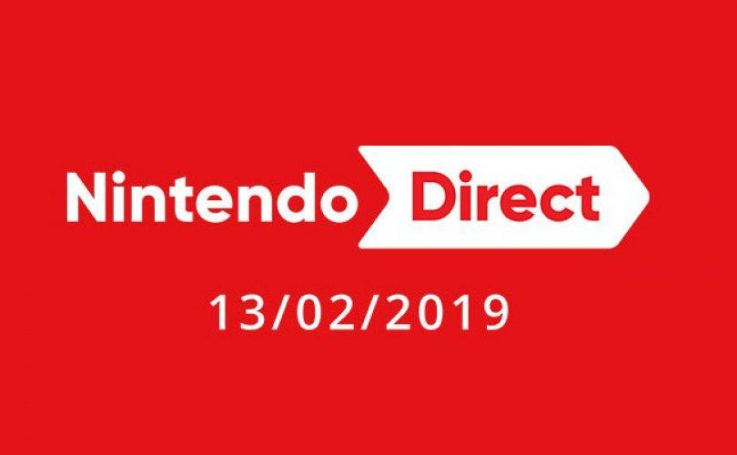 Nintendo Direct del 13 febbraio: tutte le novità annunciate
