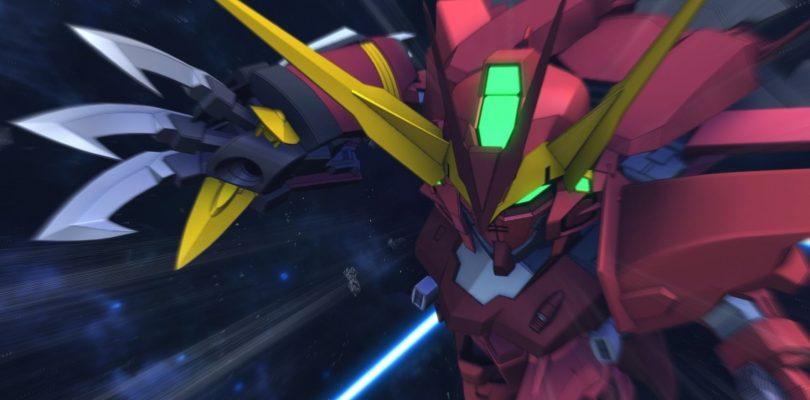 SD Gundam G Generation Cross Rays: annunciata la versione in lingua inglese