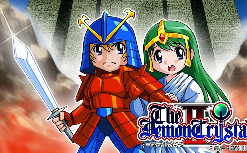 The Demon Crystal II: Knither arriverà su Switch nel 2019 in Giappone