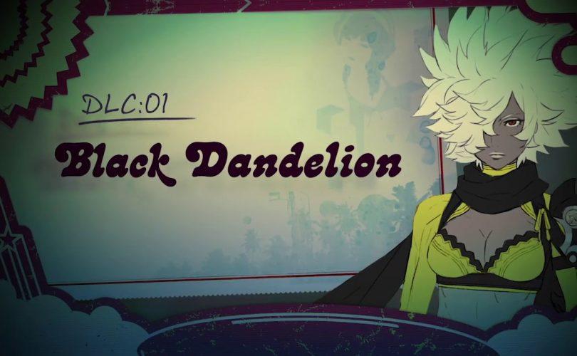 Black Dandelion