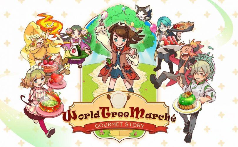 World Tree Marche per Switch è in arrivo in Occidente
