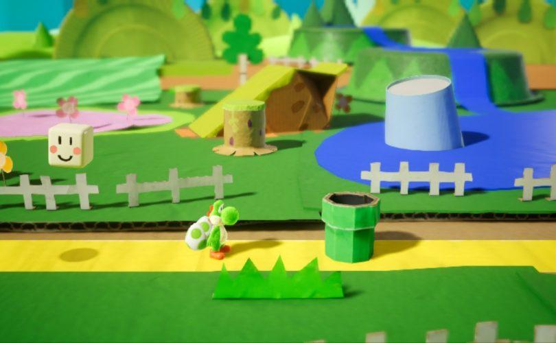Yoshi's Crafted World: il nuovo trailer ci insegna le basi del gioco