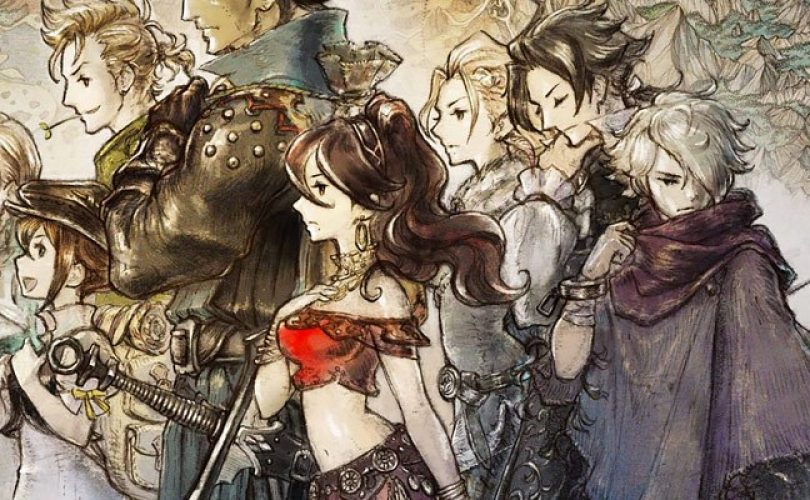 OCTOPATH TRAVELER: Break, Boost and Beyond