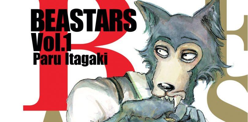 BEASTARS, il primo volume disponibile dal 14 marzo
