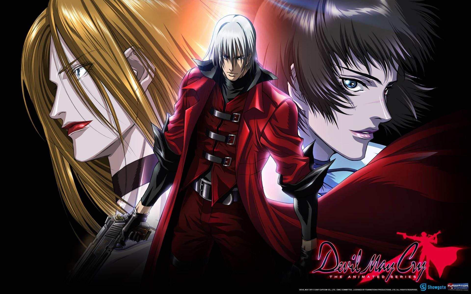 Devil May Cry anime Blu-ray Koch Media