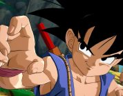 DRAGON BALL FighterZ - Goku bambino (GT)