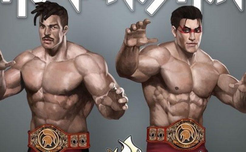 Fire Pro Wrestling World: annunciato lo scenario 'The Vanishing' di Suda51