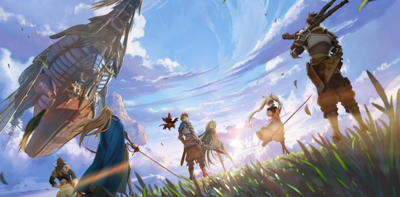 GRANBLUE FANTASY The Animation: annunciata la seconda stagione