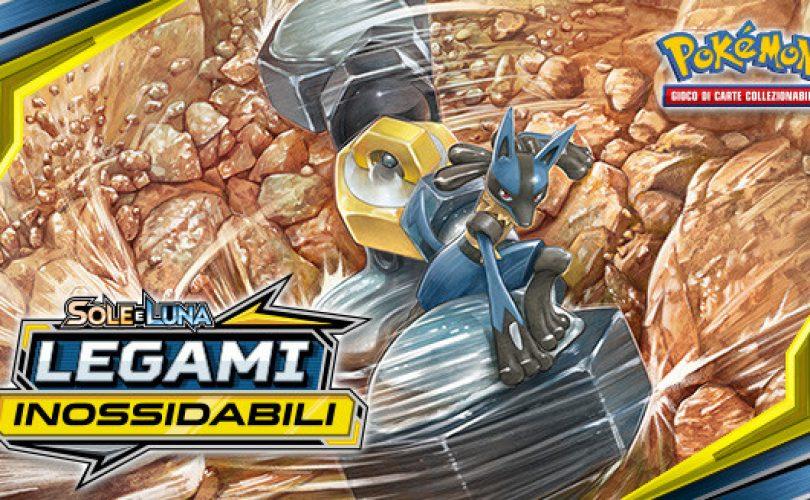 Pokémon GCC: disponibile l'espansione Legami Inossidabili