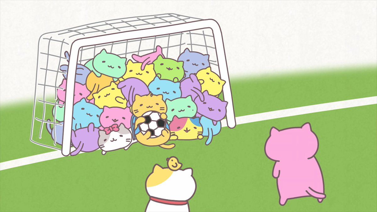 mitchiri neko screenshot anime 02