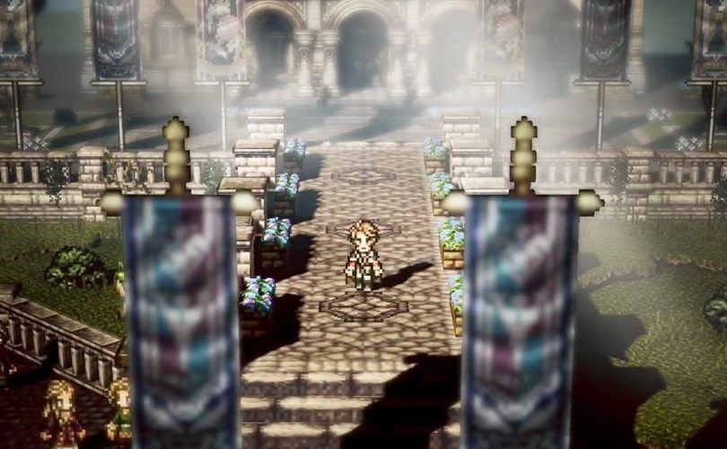 OCTOPATH TRAVELER: Champions of the Continent rimandato al 2020