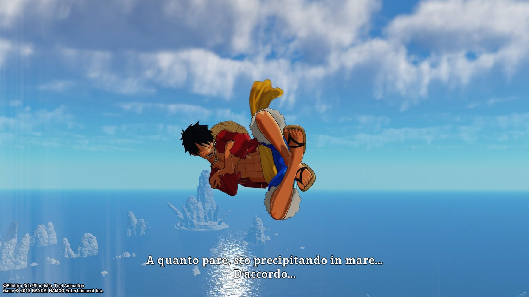 ONE PIECE WORLD SEEKER - Recensione