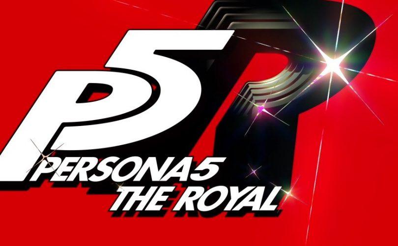 Persona 5 R cambia ufficialmente nome in Persona 5: The Royal