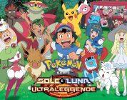 PokémonSole e Luna - Ultraleggende