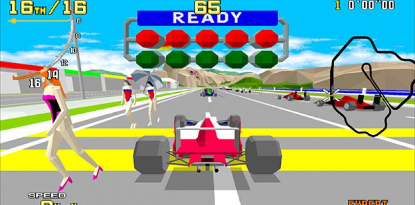 SEGA AGES: Virtua Racing – Il trailer di lancio giapponese