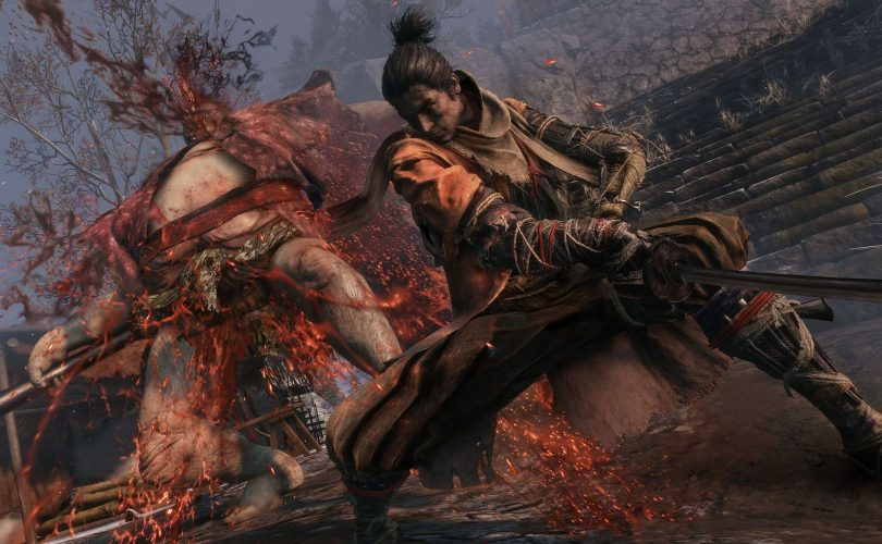 SEKIRO: SHADOWS DIE TWICE, un nuovo trailer ci mostra il gameplay