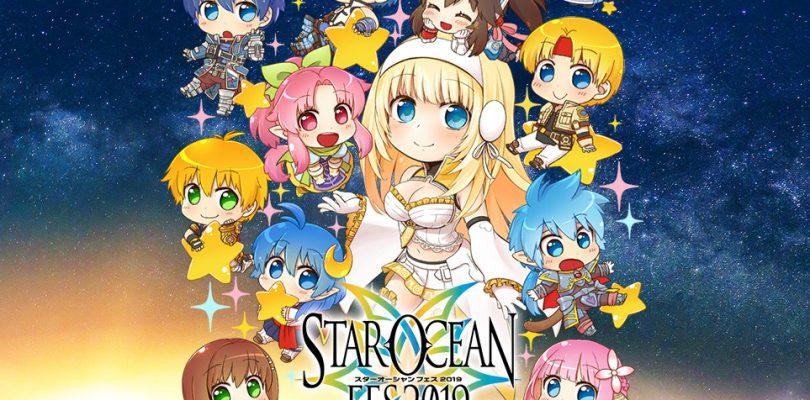 Lo Star Ocean Fes 2019 ha finalmente una data