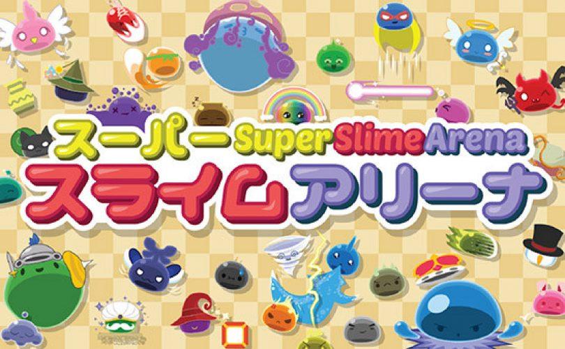 Il picchiaduro 16-bit Super Slime Arena arriverà su Nintendo Switch