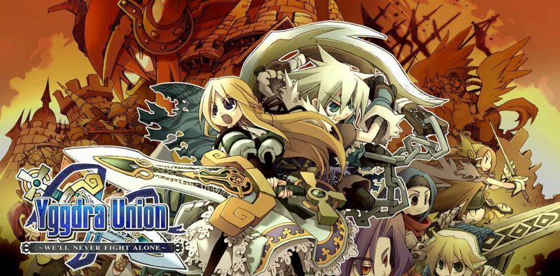 Yggdra Union: We'll Never Fight Alone è disponibile in Giappone