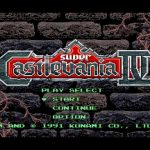 castlevania anniversary collection screenshot 01