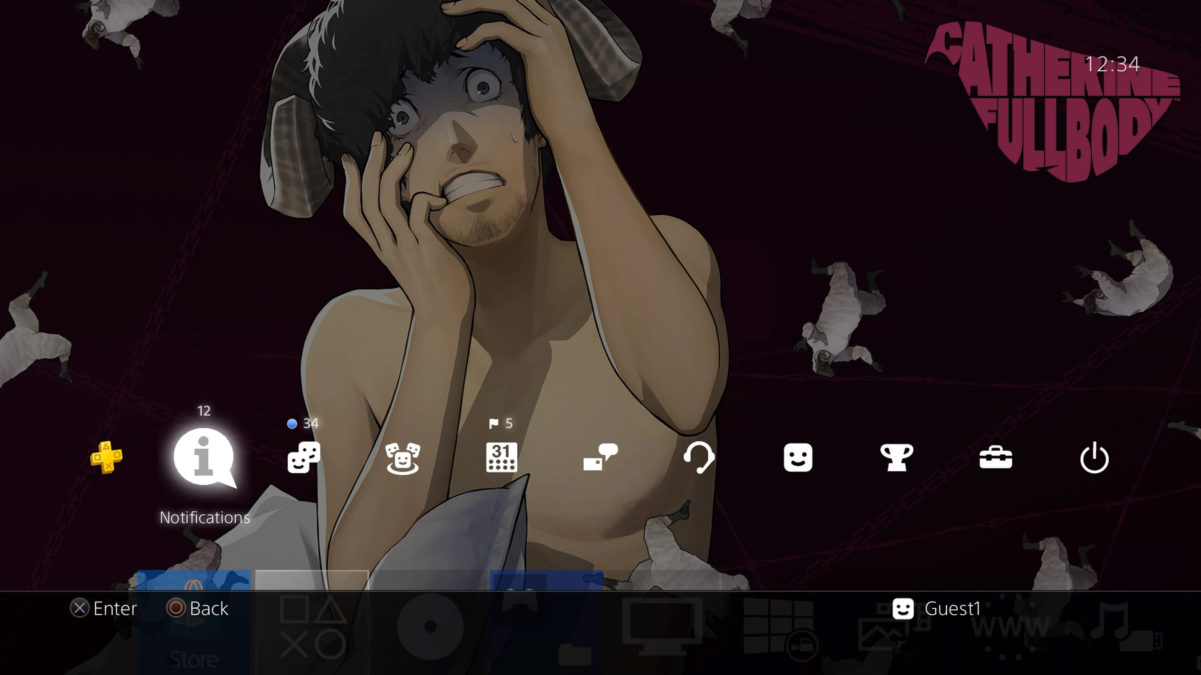 catherine full body tema ps4