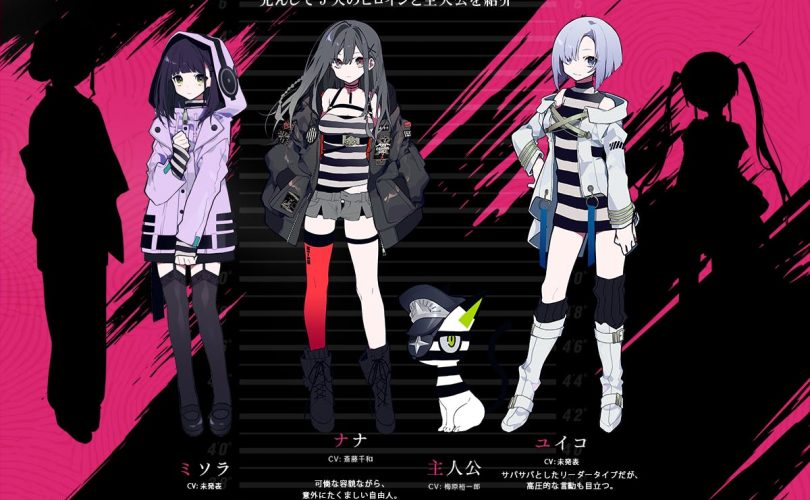 criminal girls x 01