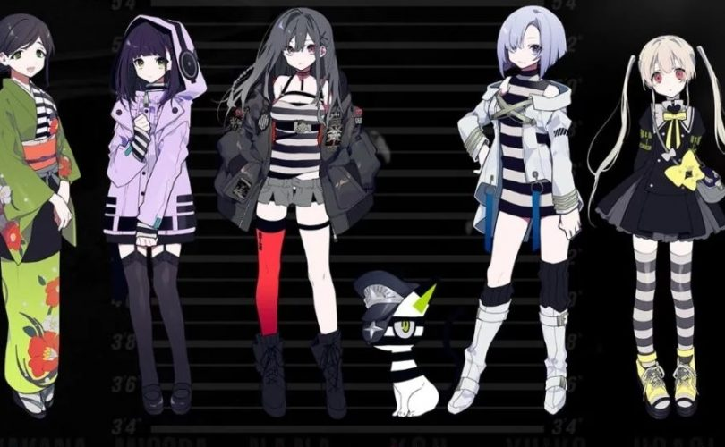 CRIMINAL GIRLS X