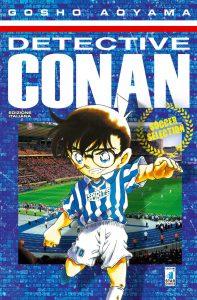 detective conan soccer selection copertina