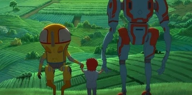 Netflix presenta Eden, la nuova serie anime diretta da Yasuhiro Irie